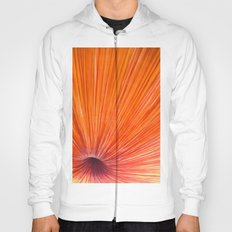 Orange and Red Hoody