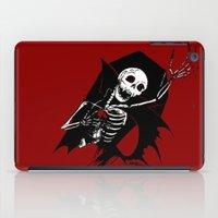 Death of Dracula iPad Case
