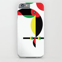 iPhone & iPod Case featuring Tucan by Andrei Robu