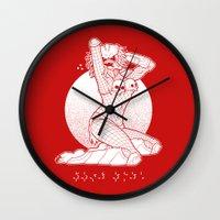 Sexual Predator Wall Clock