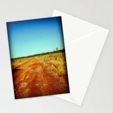 Concurry - Normonton Road - Outback Queensland Stationery Cards