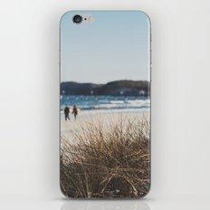Strandspaziergang in Binz. iPhone & iPod Skin