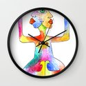 TIGNA REALE Wall Clock