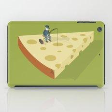Slice fishing iPad Case