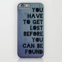 iPhone & iPod Case featuring Lost and Found by Leah Flores