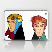 Hamish Laptop & iPad Skin