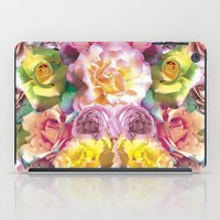 Rose Bloom iPad Case