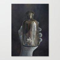 Grillenspiel Canvas Print