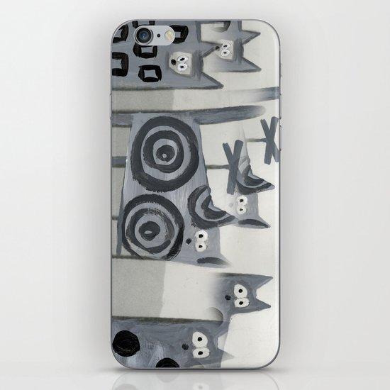 bunny's dream iPhone & iPod Skin
