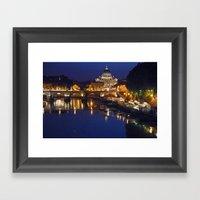 Saint Peter's Cathedral … Framed Art Print