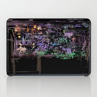 take a breath [ABSTRACT]  iPad Case