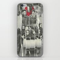 Your Fragments iPhone & iPod Skin