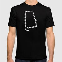 Ride Statewide - Alabama Mens Fitted Tee Black SMALL