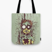 Puppet II. Tote Bag