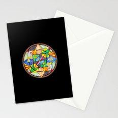 Mandala: Soul Mates Stationery Cards