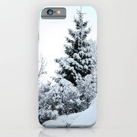 Natures Christmas Tree iPhone 6 Slim Case