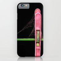 iPhone & iPod Case featuring Charlotte's Peg by Cathie Tranent