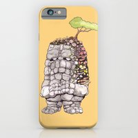 iPhone & iPod Case featuring it's growing on me by motorbot