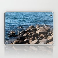Rocks on the Water Laptop & iPad Skin