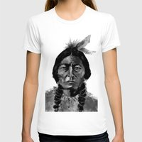 native T-shirts featuring Native by Paul Claisse