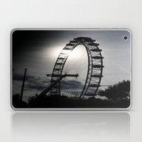 London At Dusk Laptop & iPad Skin
