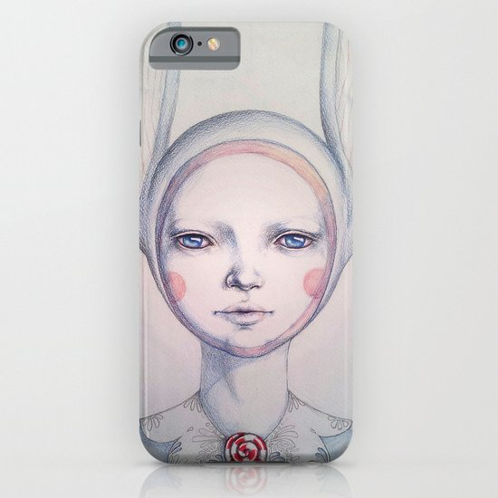 A murder mystery iPhone & iPod Case