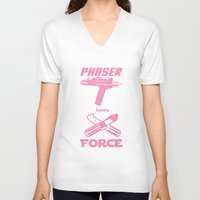 Force beats Phaser Unisex V-Neck