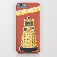 Dalek Doctor Who iPhone 6 Slim Case