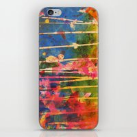 bougainvillea iPhone & iPod Skin