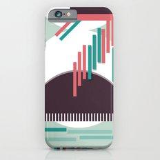 Moustache Mountain iPhone 6 Slim Case