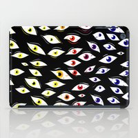 Eyes All Over iPad Case