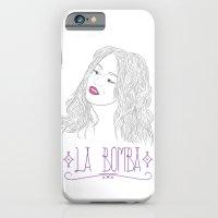 iPhone & iPod Case featuring La Bomba by Pifla