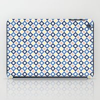 Floor tile 6 iPad Case