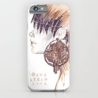 Fashion Illustration Pro… iPhone 6 Slim Case