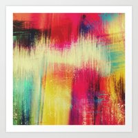 Beauty Is Togetherness Art Print