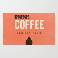 Mmm Coffee Rug