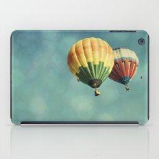 Floating iPad Case