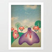 gonfolo Art Print