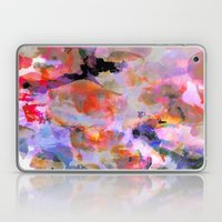 Blushed Abstract  Laptop & iPad Skin