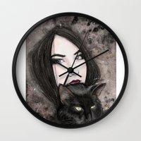 Samhain 2013 Wall Clock