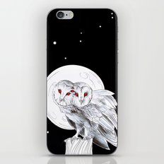 Mutant Owls iPhone & iPod Skin