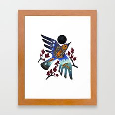Life Cycles Framed Art Print