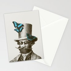 Doctor Popinjay (Color Option) Stationery Cards