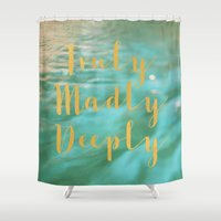 Truly Shower Curtain