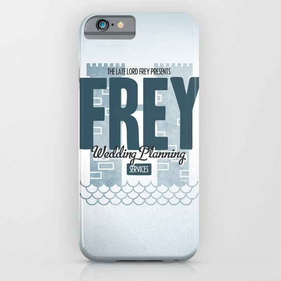 Frey Wedding Planning Services iPhone & iPod Case