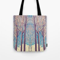 The nature of symmetry  Tote Bag