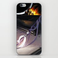 Heavy Metal Sailor Moon Act 2 Cover iPhone & iPod Skin