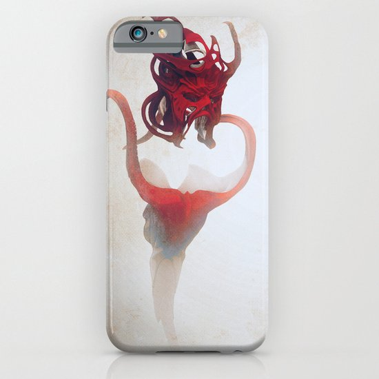 Guardian 02 iPhone & iPod Case
