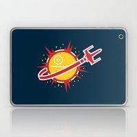 Great Shot, Kid! Laptop & iPad Skin