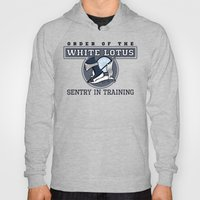 White Lotus In Training Hoody